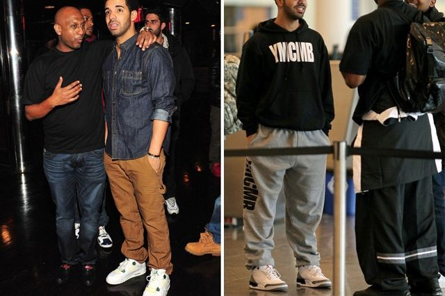 Drake Sneaker Style Profile 5