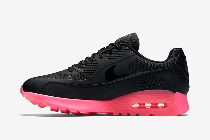 Nike Air Max 90 Ultra Digital Pink Black 5