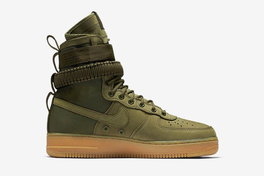 Nike Sf Air Force 1 13