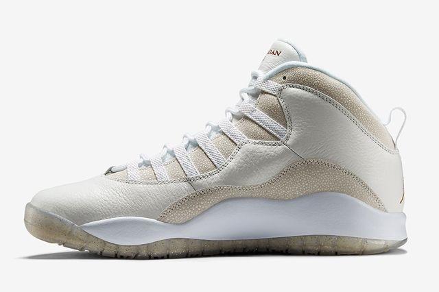 Drake Ovo Air Jordan 10 4