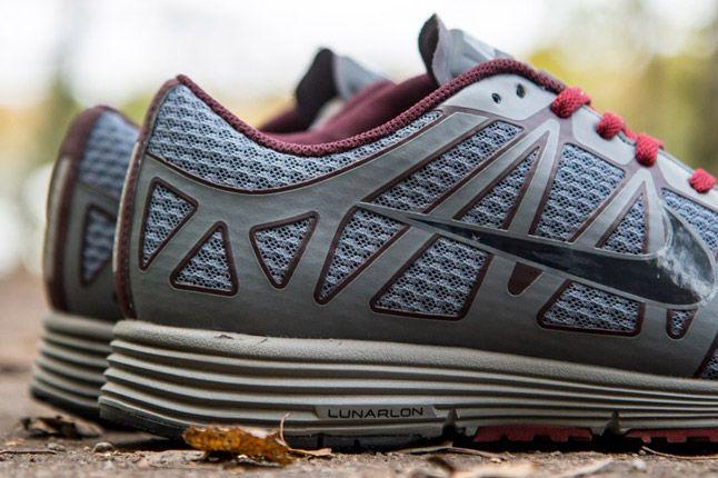 Undercover Nike Lunarspeed Lite Gyakusou Blue Dusk Obsidian Grey Heels 1