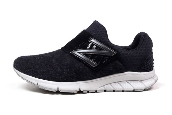New Balance Rush Slip On Black 4
