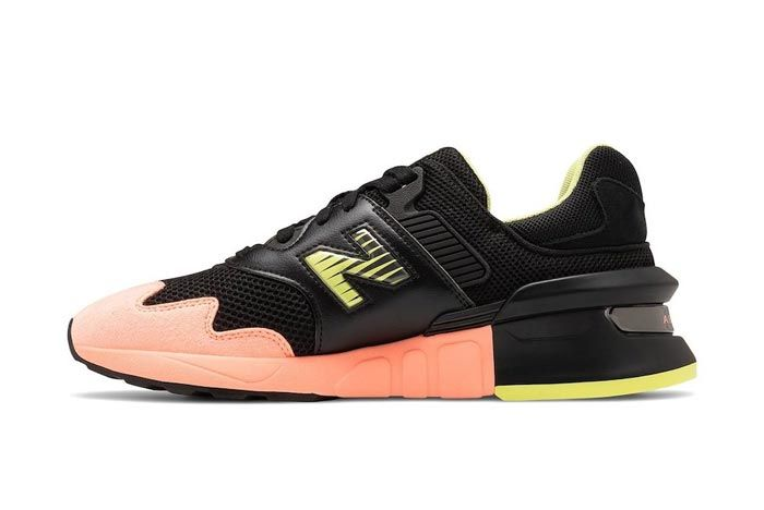 New Balance Sunrise Pack 997S Lateral