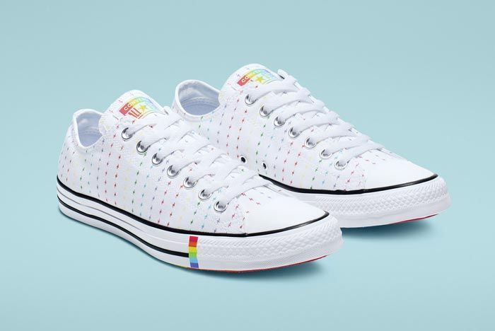 Chuck Taylor All Star Pride Low Top Pair