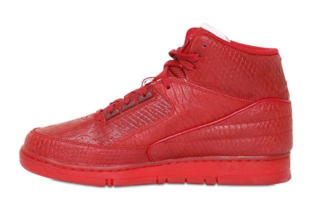 Nike Air Python Red 3