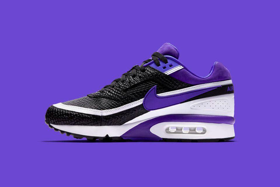 Nike Air Max Bw Persian Violet Snakeskin 1