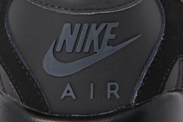 Nike Air Trainer Sc Ii Black White Grey 1