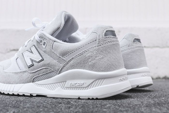 New Balance 530 Light Grey 3