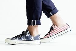 Cons Chuck Taylor All Star Low 70 Peace Flag Thumb