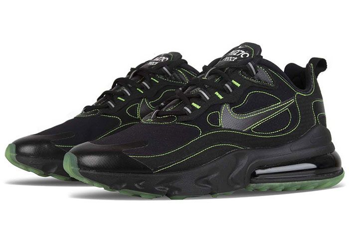 Nike Air Max 270 React Cq6549 001 2 Pair
