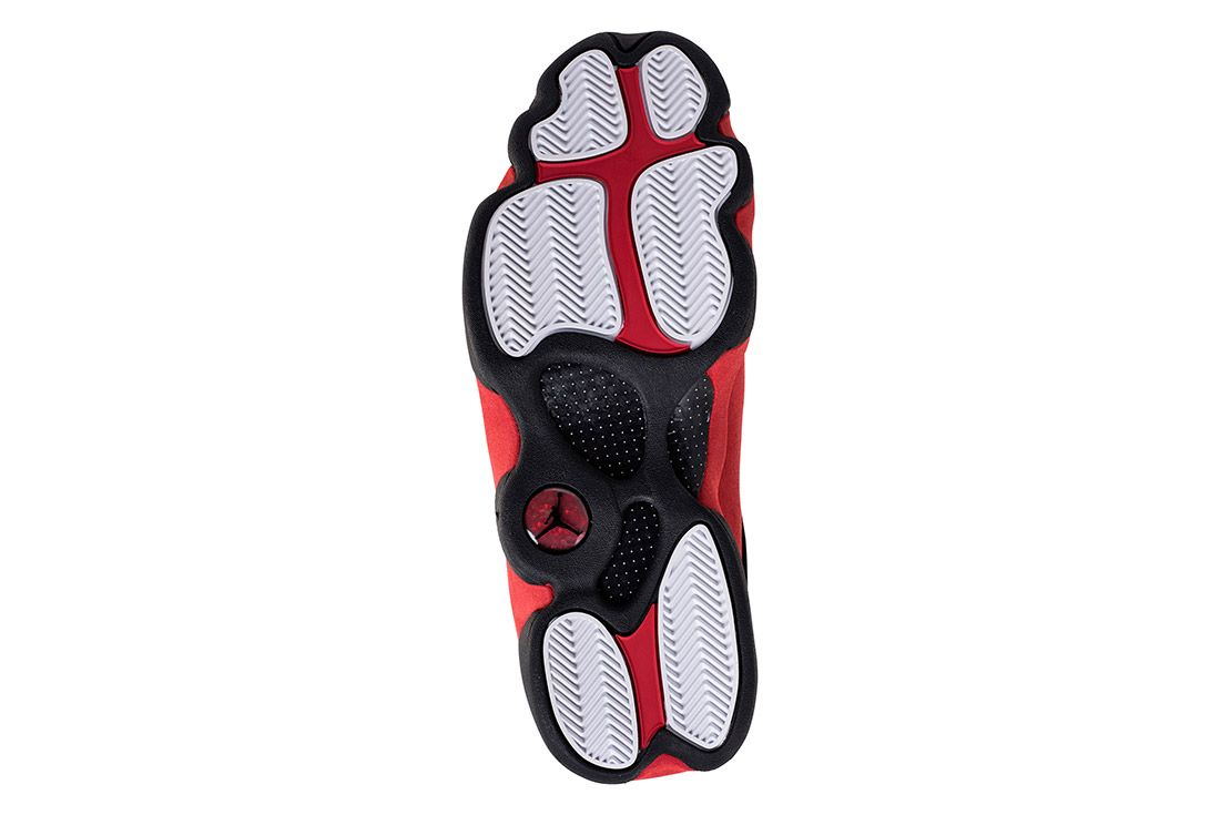 Air Jordan 13 Black Red Bred Retro 1