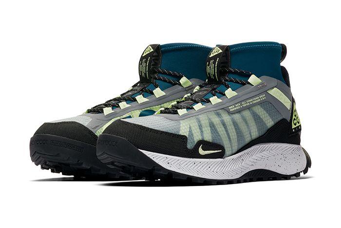 Nike Acg Zoom Terra Zaherra Barely Volt Cq0076 001 Release Date Pair