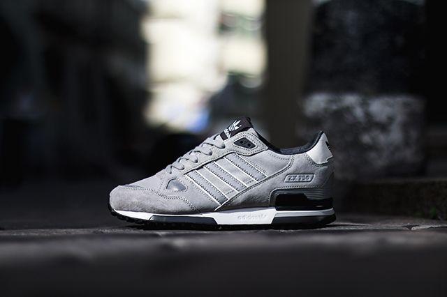 Adidas Zx750 Solid Grey