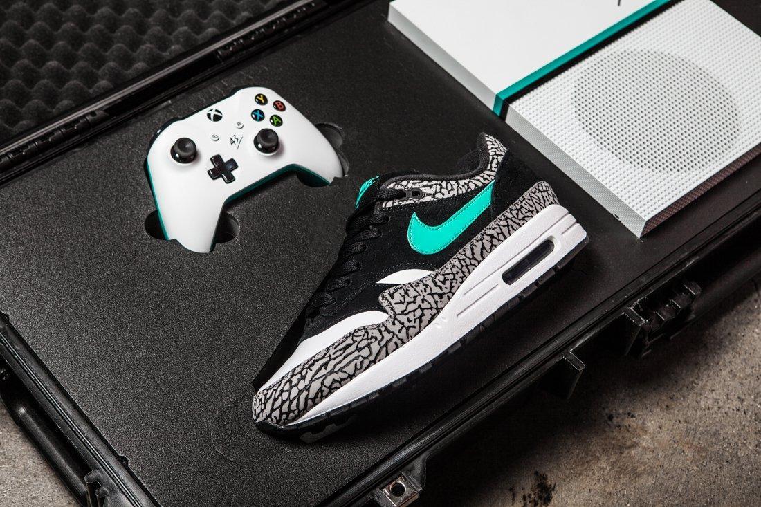 Nike Atmos Xbox 4