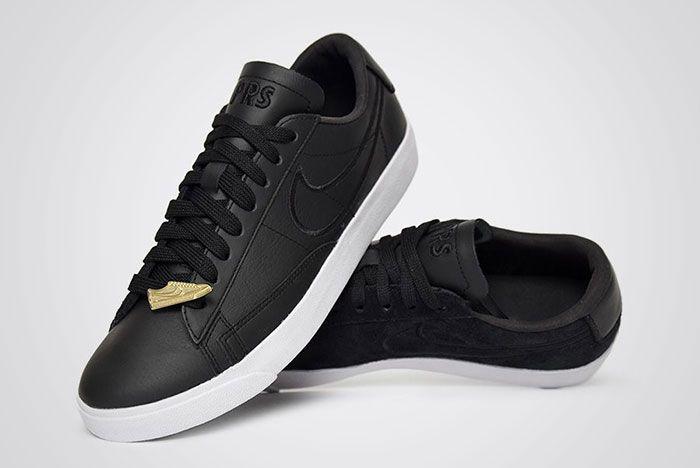 Nike Blazer Low Wmns Black Paris Fashion Week Thumb