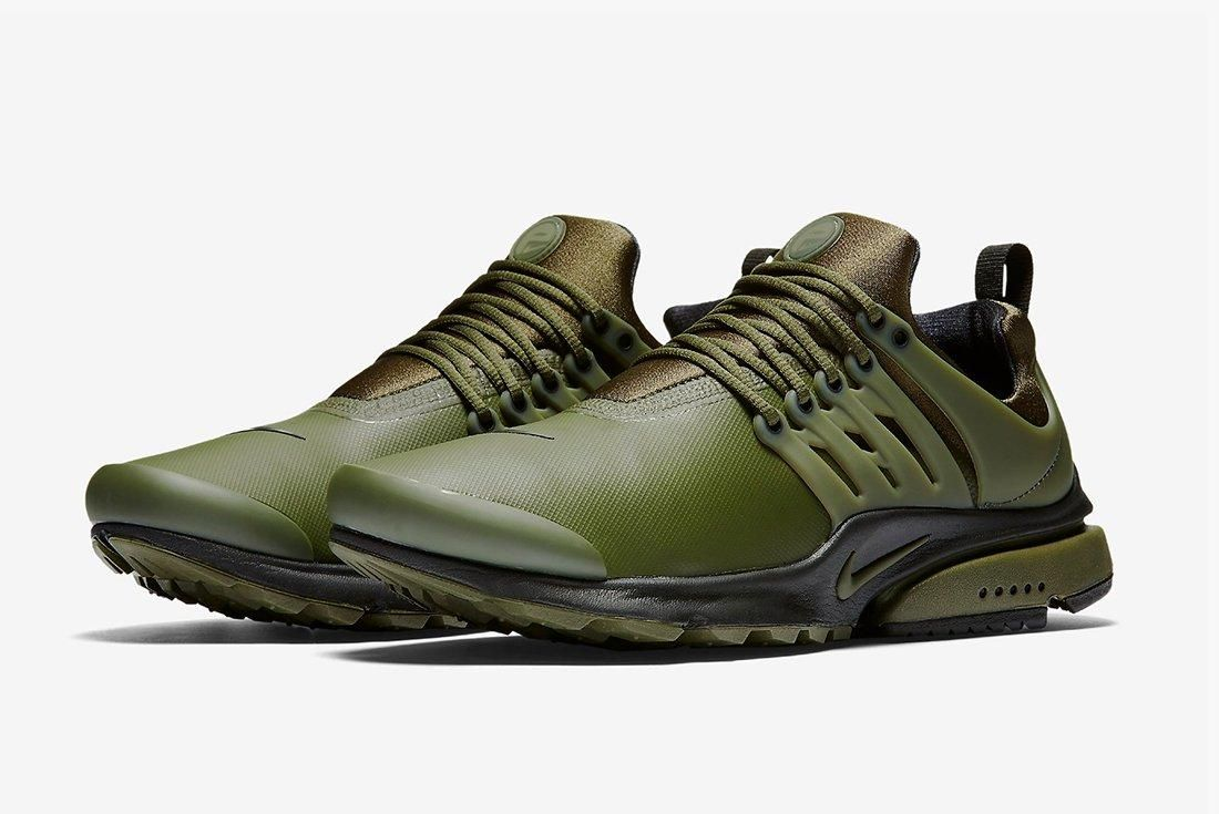 Nike Air Presto Utility Low Khaki14
