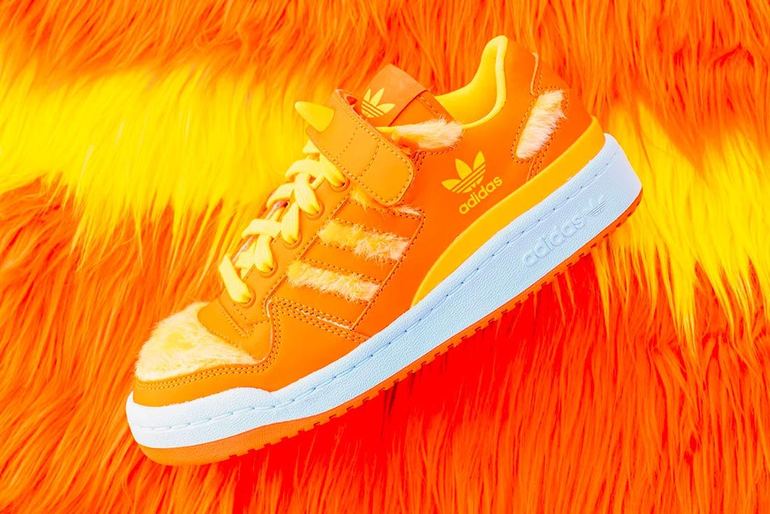 Monsters, Inc. x adidas Collection