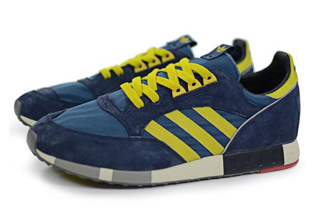 Adidas Consortium Boston Super Pack Yellow Stripes 1