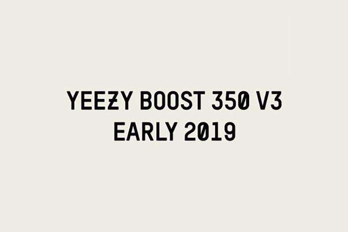 Adidas Yeezy Boost 350 V3 2019 1