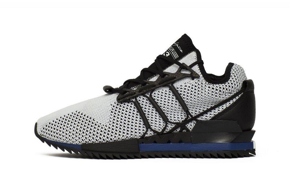 Adidas Y3 Harigane White Black Mystery Ink 1 Sneaker Freaker