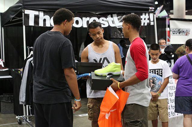 Sneaker Con La Recap 75