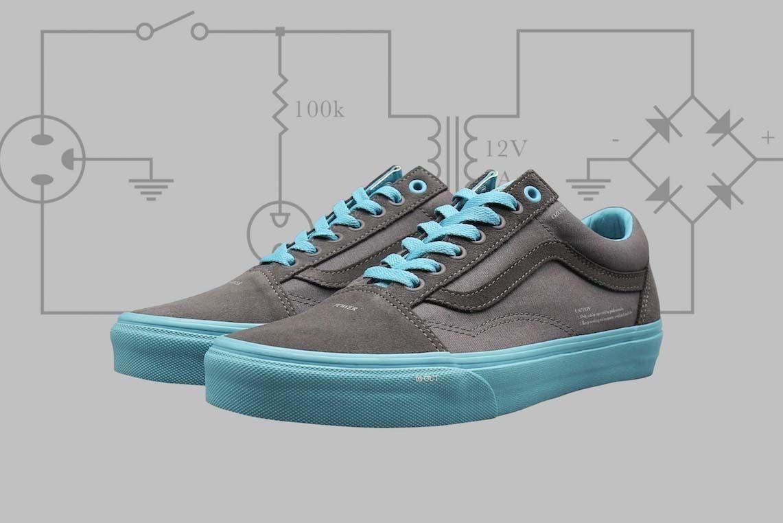 C2H4 Vans Ss18 Collab 06 Sneaker Freaker