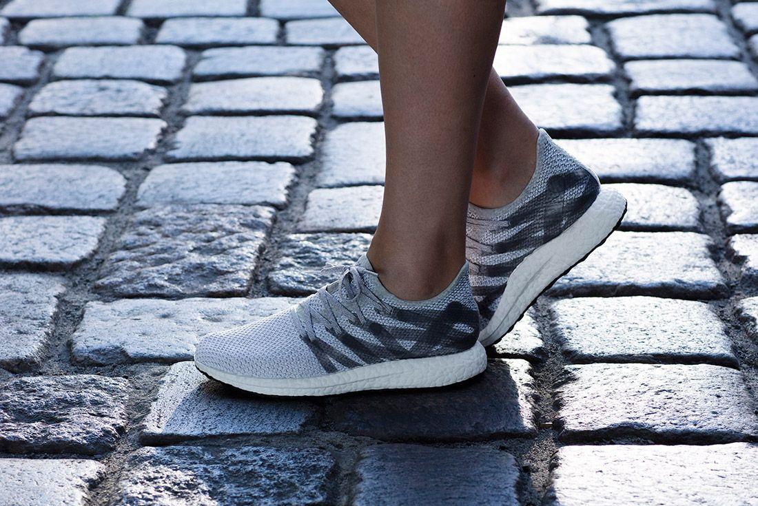 Adidas Futurecraft Mfg Speedfactory Boost On Foot 1