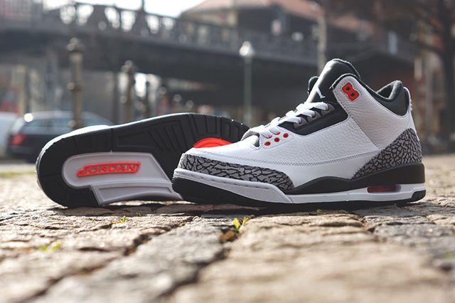 Air Jordan 3 Infrared 23 4