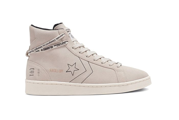 Midnight Studios Converse Pro Leather Lateral