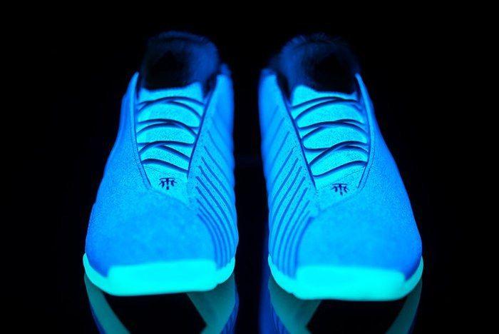 Adidas Tmac Glow In The Dark 1