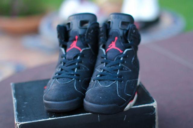 Og Air Jordan 6 Swapped Soles 25