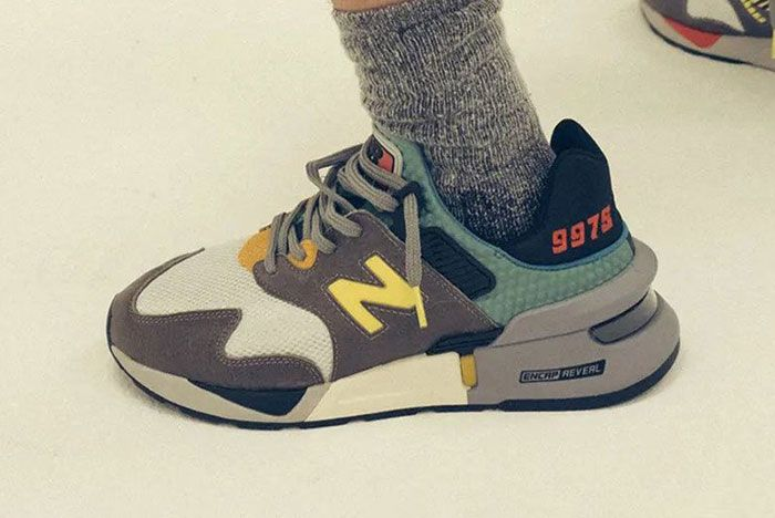 Bodega New Balance 997S Spring Summer 2019 Shoes On Foot