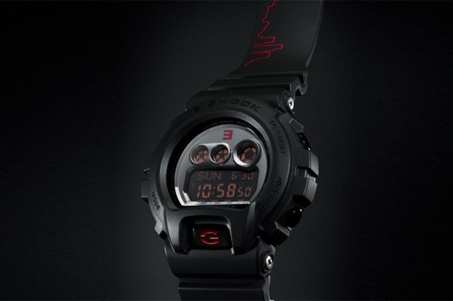 Eminem G Shock 30Th Anniversary Close