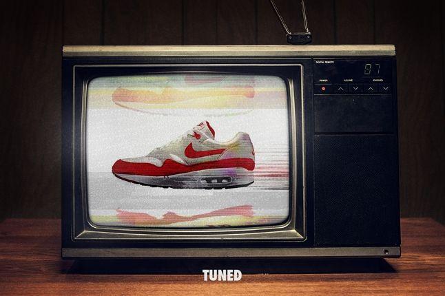 Nike Matt Stevens Airmax 87 Tuned 1