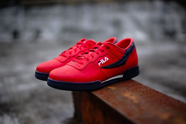 Fila Original Fitness Red