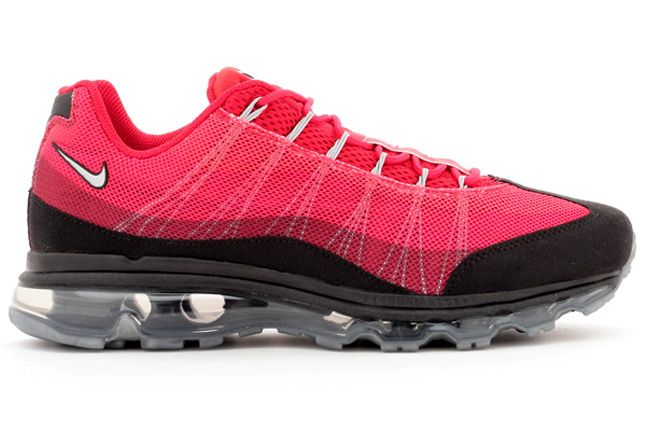Nike Air Max 95 Dynamic Flywire Gym Red Profile 1
