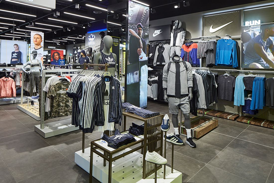 Take A Look Inside The New Pacific Fair Jd Sports Store6