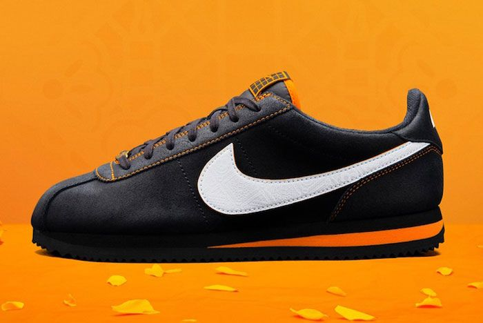 Nike Day Of The Dead Cortez Lateral Side