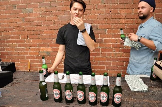The Heist Beers 1