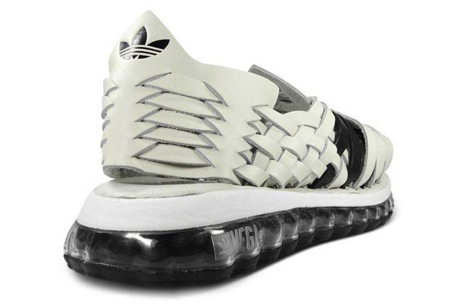 Jeremy Scott X Adidas Js Mega Softcell Sandal 4 1