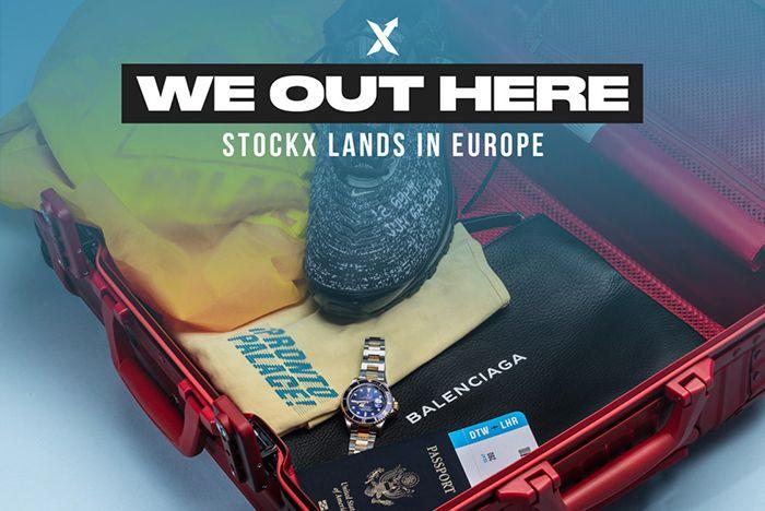 Stockx Goes Global