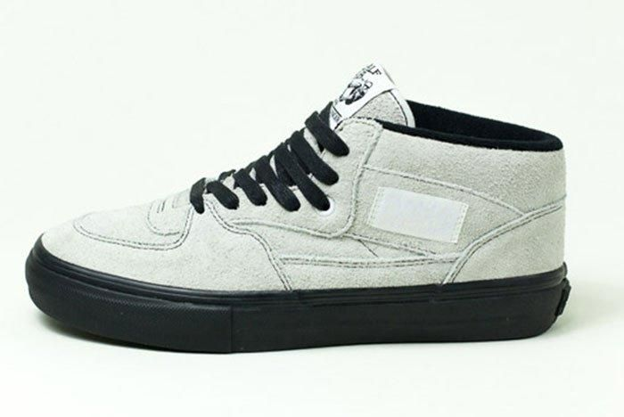Maiden Noir X Vans Brushed Suede Pack A