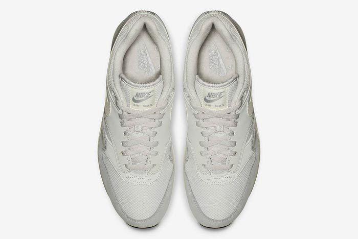 Nike Air Max 1 Grey White 4