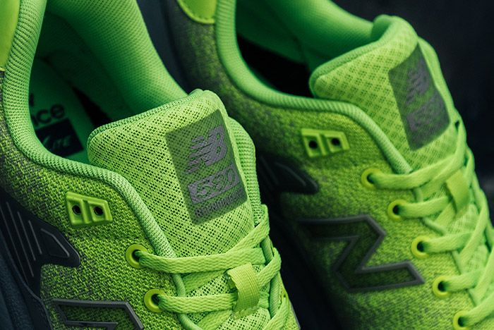New Balance Mrt 580 Reengineered Knit Yellow 2