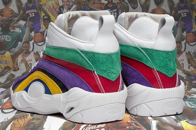 Sneakersnstuff Reebok Shaqnosis Og Tribute 6