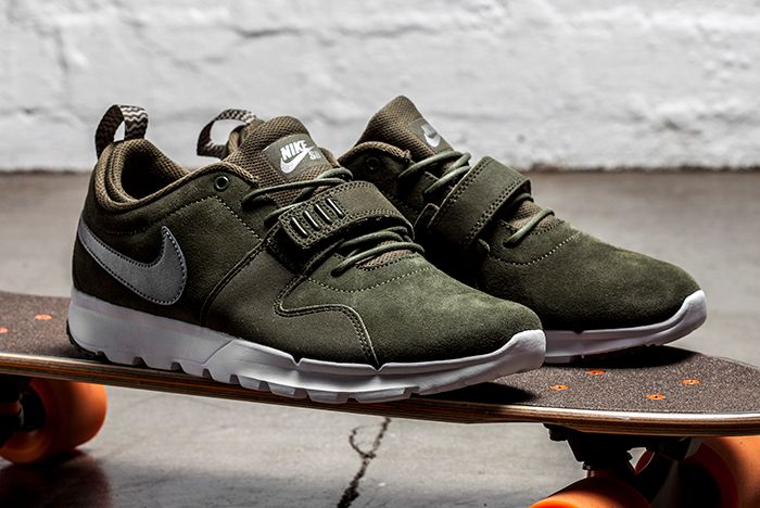 Nike Sb Trainerendor Green 1