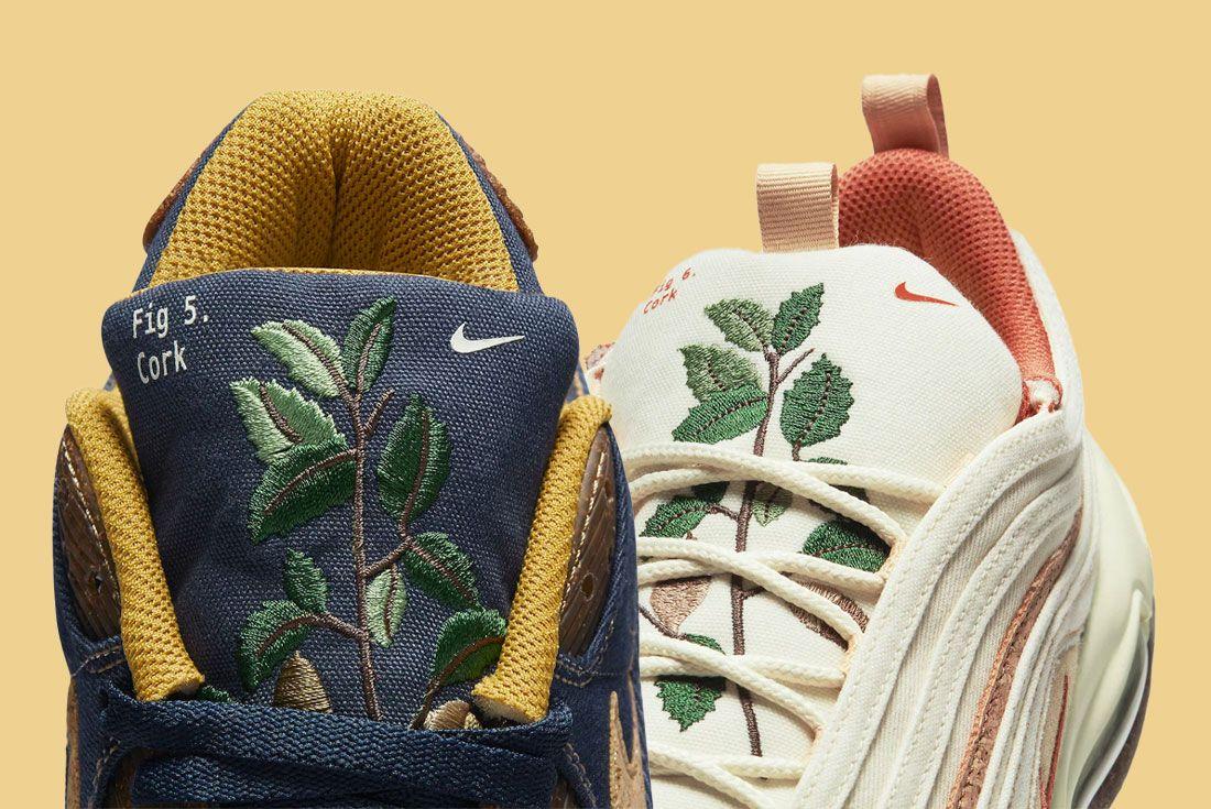 Nike Cork Sneakers 2021 Header