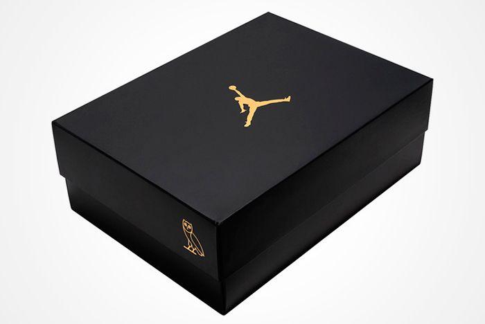 Drake X Air Jordan 10 Ovo Black Stingray2