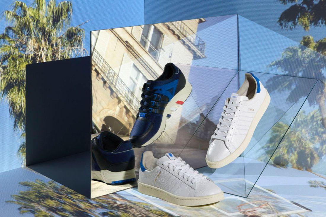 Undefeated Colette Adidas Consortium Exchange 1