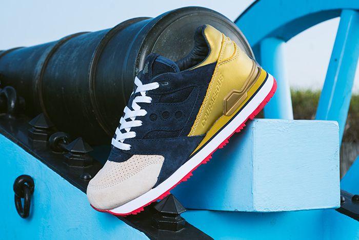 Sneaker Politics X Saucony Courageous The Jackson4